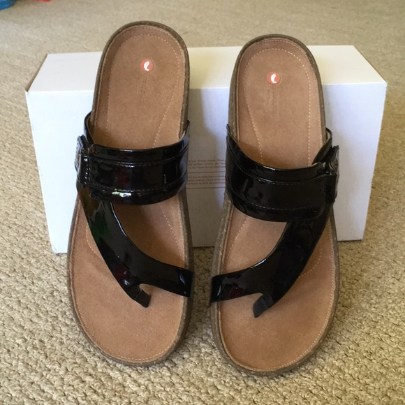 Unstructured by Clark's Rosilla Durham sandals NWT